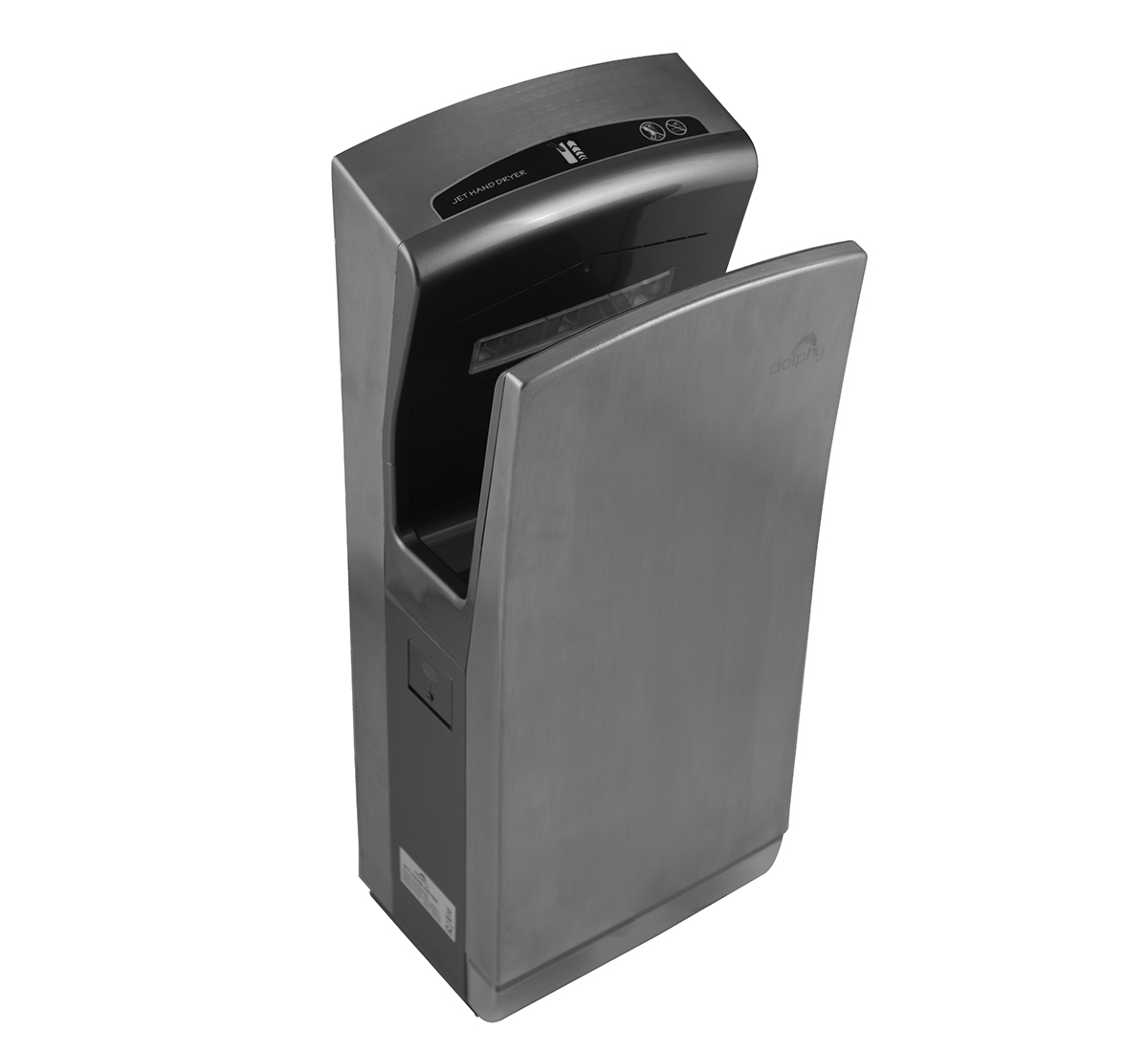 Stainless Steel Jet Hand Dryer
