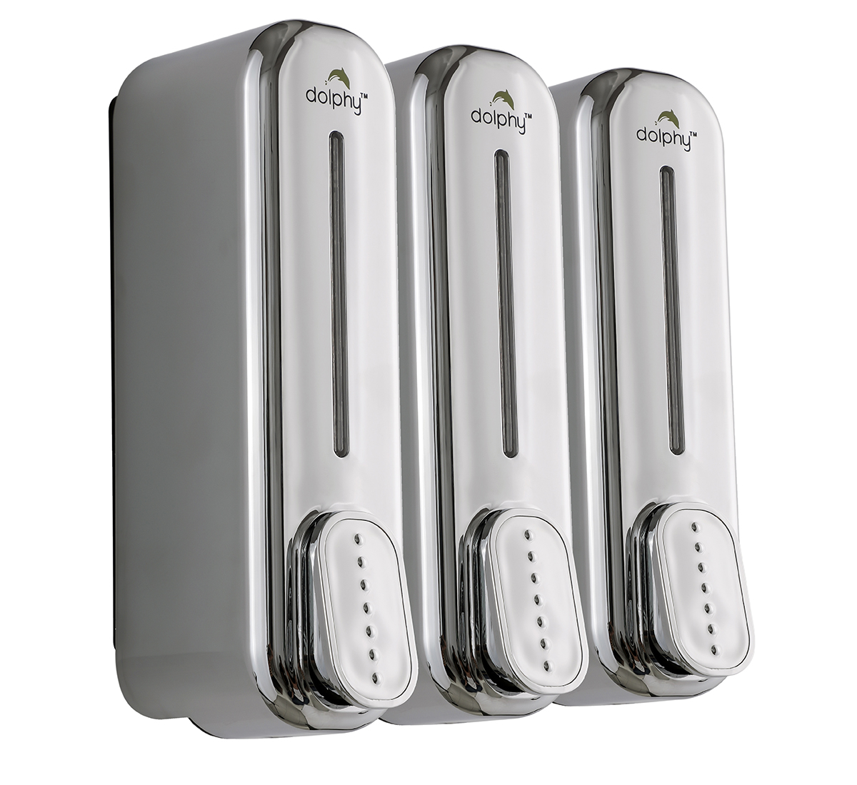 ABS Soap Dispenser Set of 3 ABS