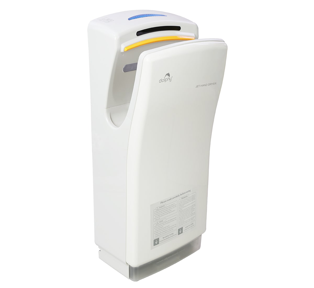 Industrial Brushless Jet Hand Dryer