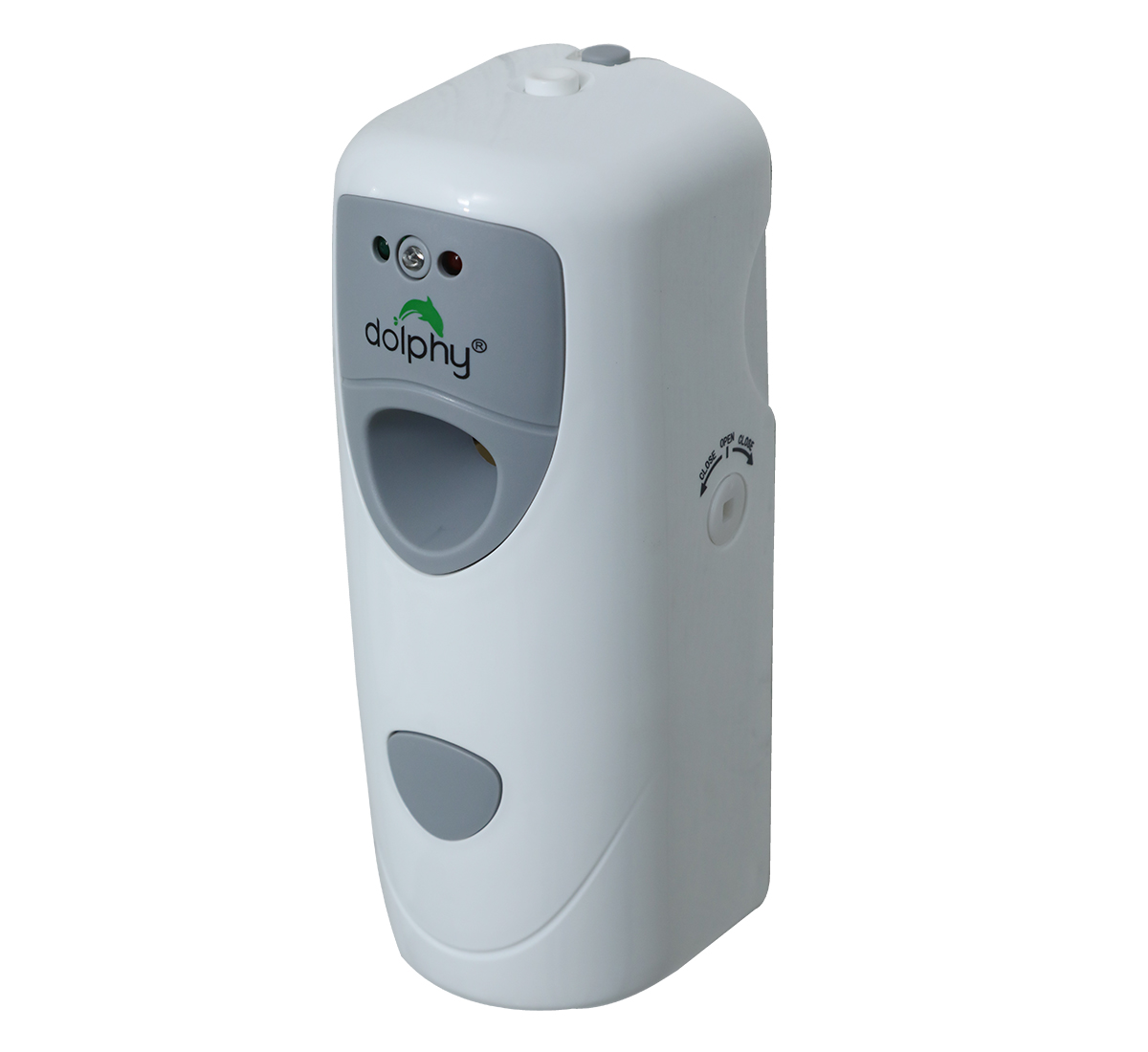White Automatic Aerosol Perfume Dispenser-DAPD0009