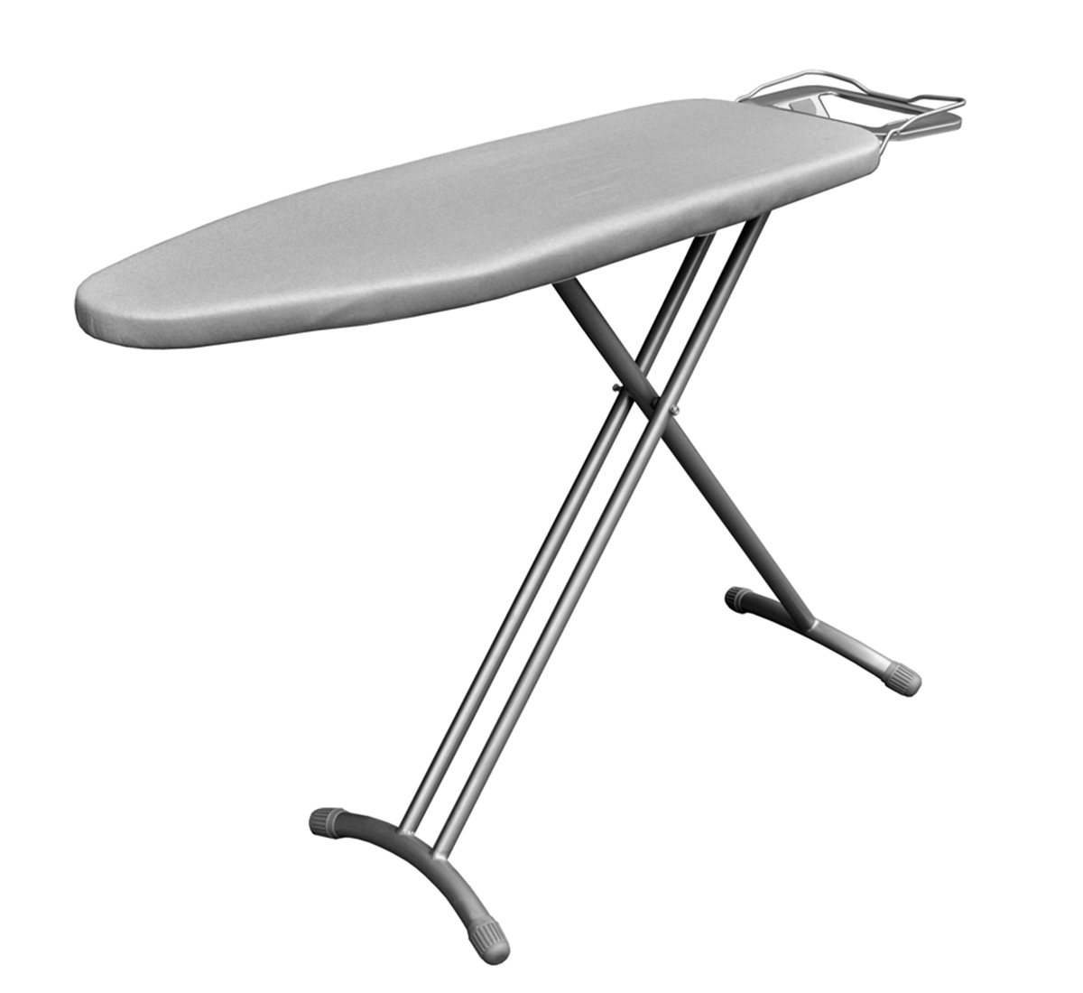 Foldable Ironing Board with Ironing Table with Iron Stand