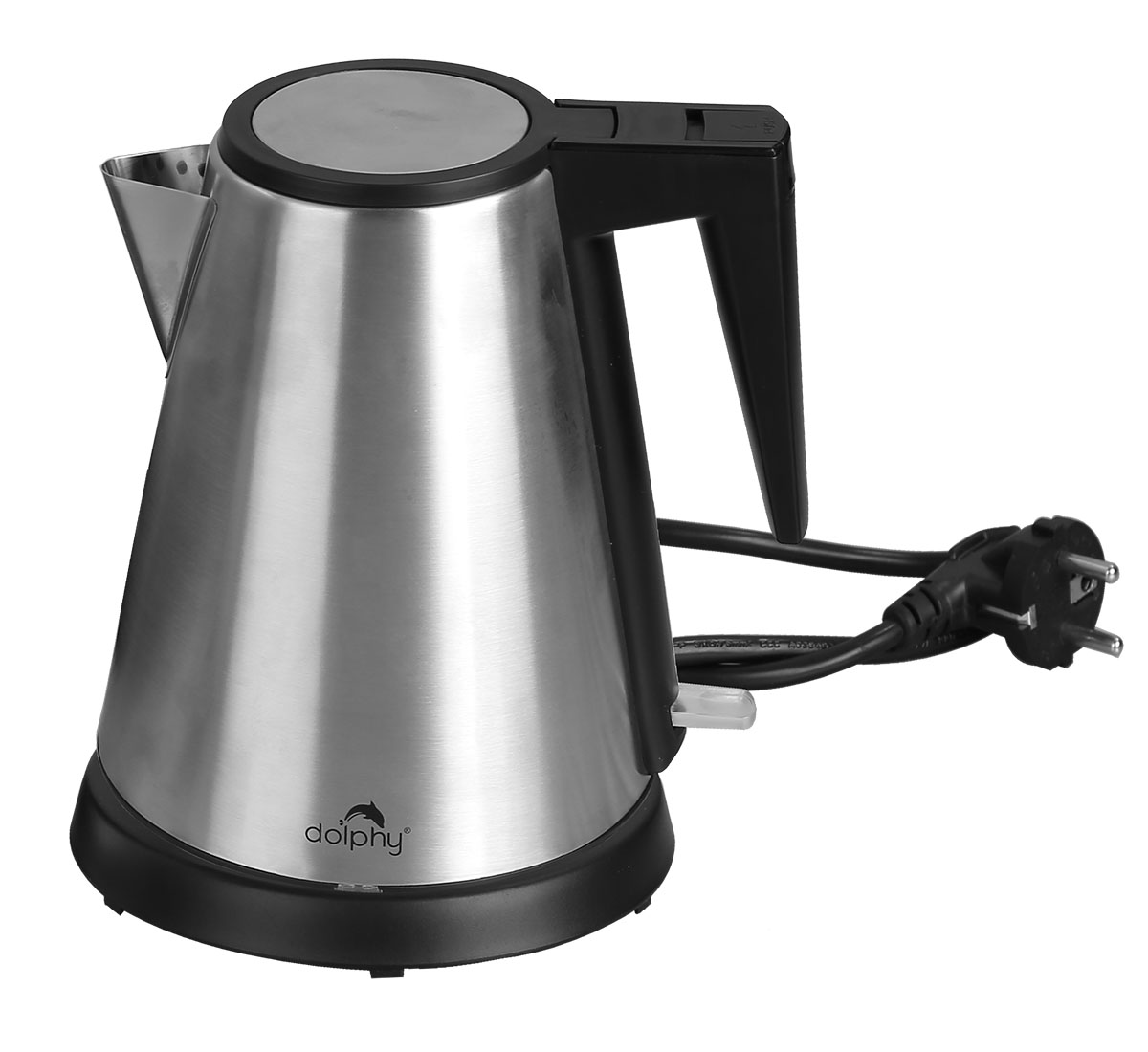 Stainless Steel Electric Kettle (1.2 L)-DKTL0007