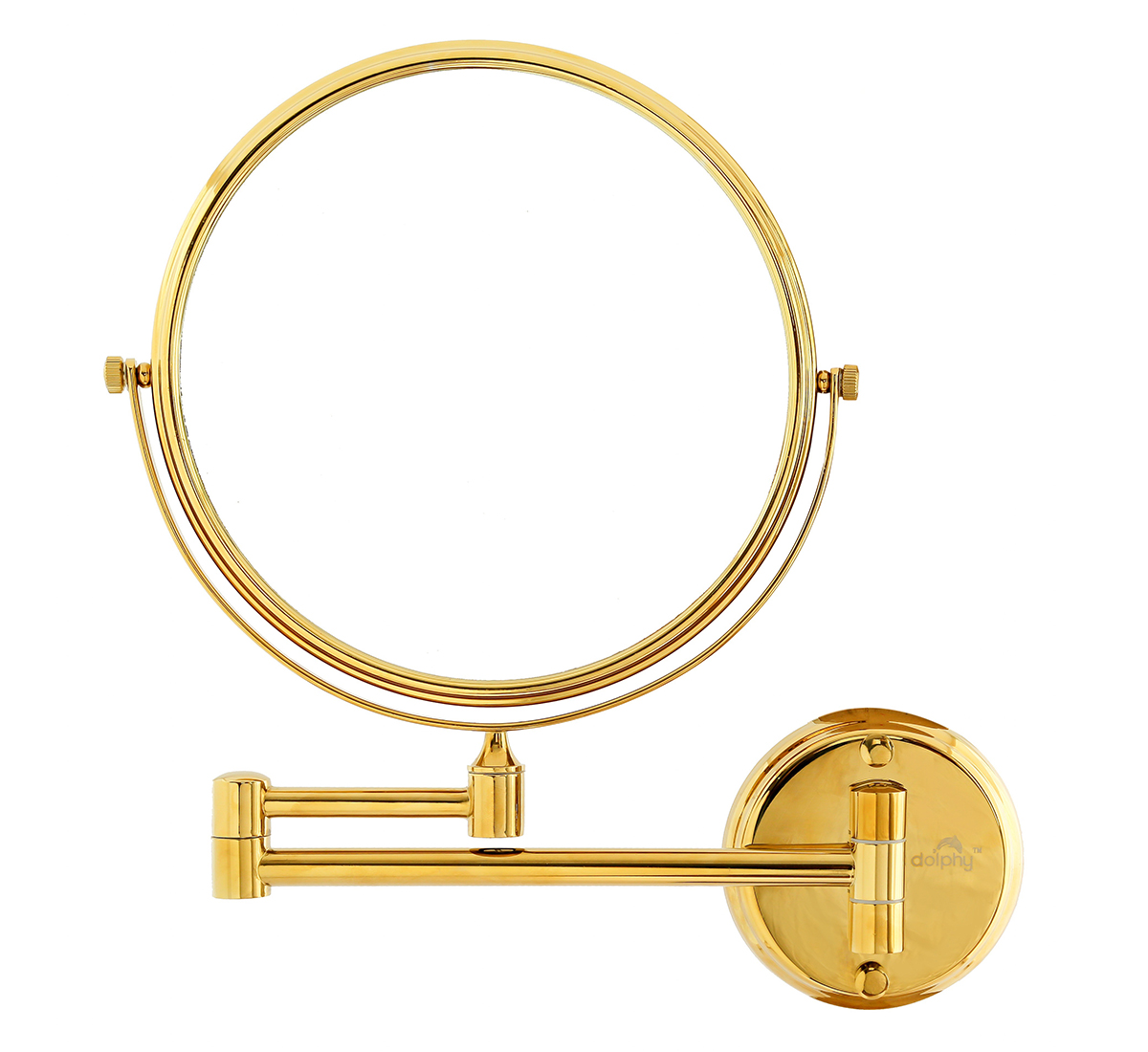 Magnifying Mirror - Gold