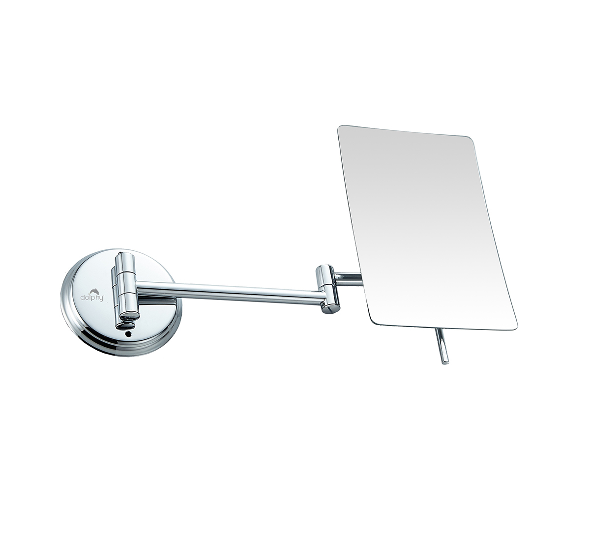Frameless Magnifying Mirror