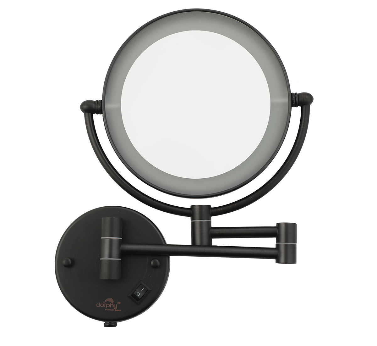 LED 5x Magnifying Mirror