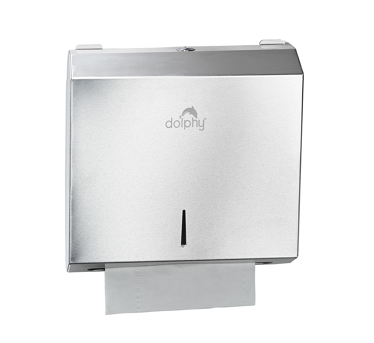304 Stainless Steel Multifold Towel Paper Dispenser