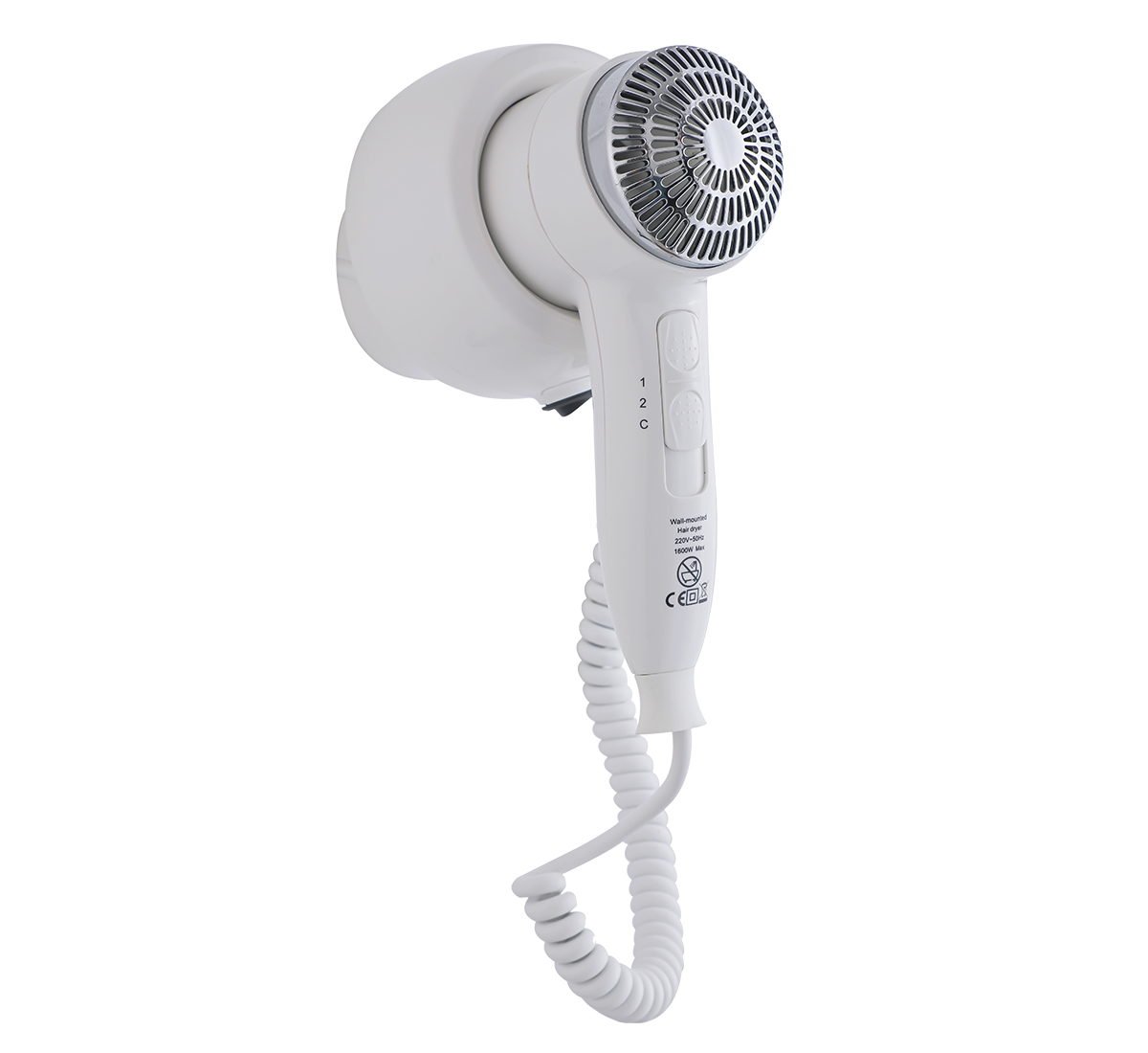 Unique Design Wall mounted Hair Dryer-DPHD0016