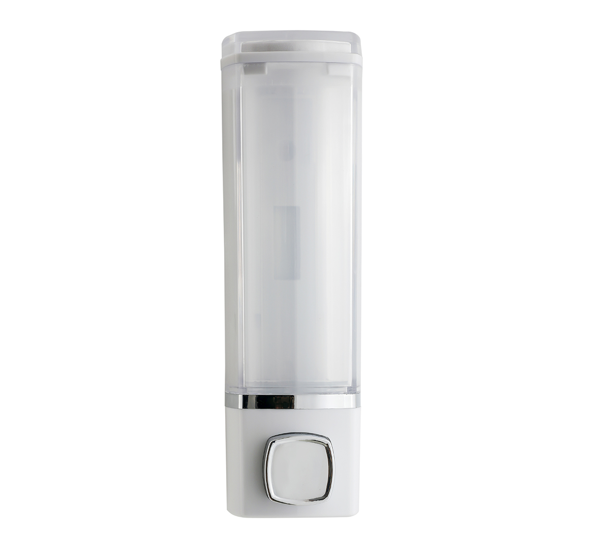 ABS Liquid Soap Dispenser Rectangular