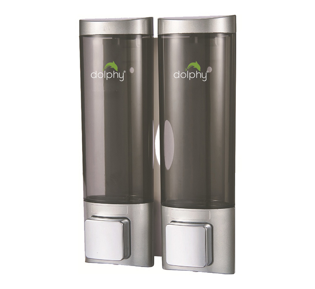 ABS Soap Dispenser Set of 2 Rectangular