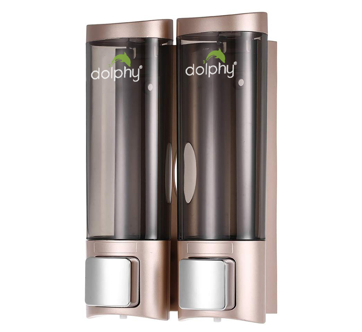 ABS Soap Dispenser Set of 2 Manual