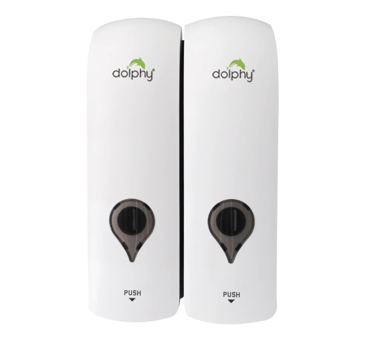 ABS Soap Dispenser Set of 2 white abs