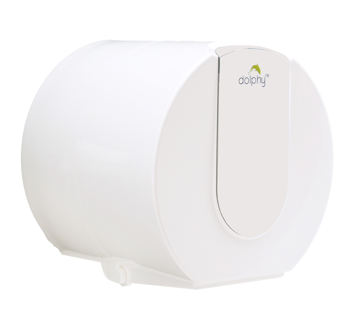 ABS Plastic Wall Mounted Small Toilet Paper Dispenser -DTPR0001