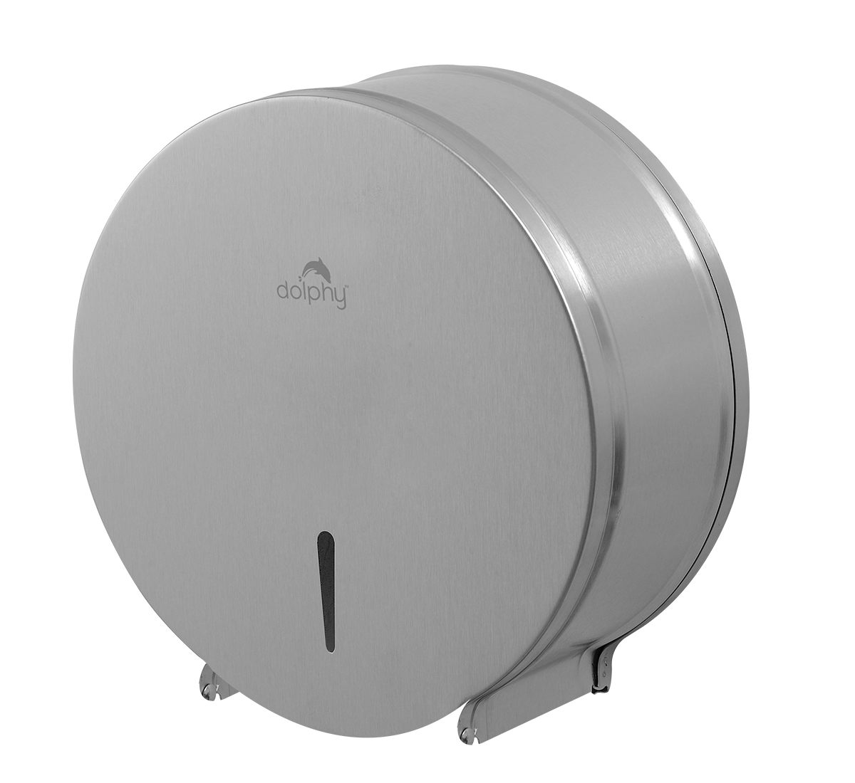 Stainless Steel Jumbo Roll Toilet Paper Dispenser-DTPR0013
